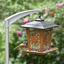 Amazon Perky Pet 5107 4 Universal Bird Feeder Pole Wild