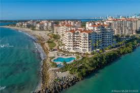 100 Palazzo Del Mare Fisher Island Villa Apt 7245 For Sale In Miami Beach Florida
