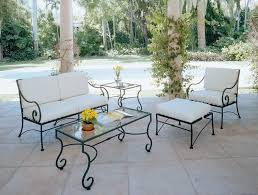 Vintage Woodard Patio Chairs by Furniture Create A Peaceful Haven In All Seasons With Woodard