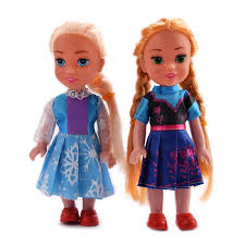 Disney Frozen 20 Cute Elsa Doll Soft Toy EBay