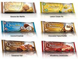 Quest Bar All Natural Flavors