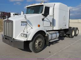 100 Stephenville Truck And Trailer 2000 Kenworth T800 Semi Truck Item B4600 SOLD February