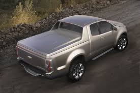 Chevrolet Colorado Concept Debut At The Bangkok