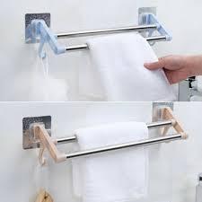 badzubehör textilien absaugung handtuchhalter rostfrei