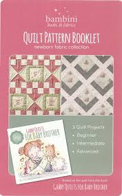 Gabby Quilts Quilt Pattern Booklet