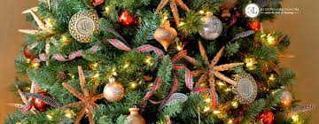 Types Of Live Christmas Trees by Christmas Tree Decorating Tips 2014 Michaelsmakers Tagatree
