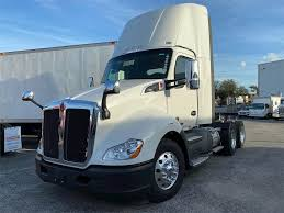 100 Day Cab Trucks For Sale 2020 Kenworth T680 Tandem Axle Truck Paccar 405HP 887 Miles Naples FL LJ425370 MyLittlesmancom