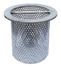 Commercial Sink Waste Strainer floor drain stainless steel strainer for commercial kitchens