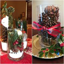 Pine Cone Christmas Tree Centerpiece by 6 Kitchen Decorations U0026 Centerpieces That Are Bursting With