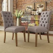 linen lydia dining chairs set of 2 chairs world market for 320