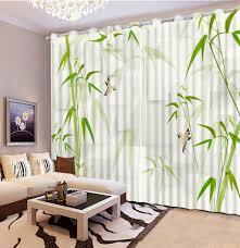 mode vintage schlafzimmer vorhänge grün bambus vorhänge für wohnzimmer blackout vorhang stile für schlafzimmer