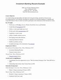 Banking Resume Examples Best Career Objective For 2016 Of Bank Manager