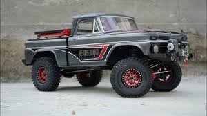 CLASSIC CHEVY C-10 OFF-ROAD ANIMAL - AxialFest 2018 Build | RC ...