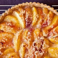 The Perfect Peach Tart Every August Someone Brings Us Most