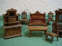 uralt gründerzeit salonmöbel wohnzimmer um 1900