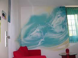 chambre enfant suisse chambre d enfant sur le thème du cheval
