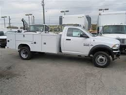Used 2018 Dodge Ram 5500 Reg Cab 4x4 Diesel With New 11 Ft Service ...