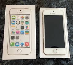 Cheap iPhone 5S For Sale 64GB Gold Factory Unlocked Smartphone