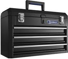 Kobalt Tool Cabinet With Radio by Kobalt Tool Box Ebay