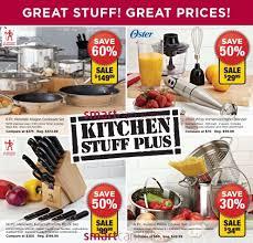 Kitchen Stuff Plus flyer Sep 27 to Oct 14