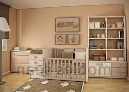 Baby Nursery Ideas For Small Rooms Ba Pertaining To