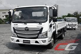 2018 Foton Tornado M4.2C Is Set To Redefine Trucks | Philippine Car ...