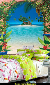 Wall Mural Decals Beach by Decorating Theme Bedrooms Maries Manor Tropical Beach Style