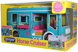 Breyer Horse Cruiser Trailer Camper Blue Kids Pretend Playset ... Bruder 029 Cattle Trailer With 1 Cow New Factory Sealed 2029 Corgi Diecast Mack B Series Breyer Delivery Van 98453 Good Ebay Truck Gooseneck Horze Breyer Traditional Series Dually Truck 2614 Running Creek Horse Crazy And Toysrus 2611 Large 19 Scale Trailer For The Traditional Pickup Millbry Hill Classic Crusier Stablemates Sm Horse Transporter Pickup Toys Gifts The Tack Trunk Set B5350 132 Scale