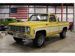 1977 GMC Pickup For Sale   ClassicCars.com   CC-1084346 1977 Gmc Pickup Truck 19th North Side Custom Run Usa Car M Flickr Indy 500 Fenrside Limited Edition Brochures Chevrolet And Truck Sierra 25 Camper Special For Sale Classiccarscom Cc876085 6500 Grain Item J1418 Sold November 18 A Daily Turismo Rattus Maximus Rat Rod Todos Os Tamanhos Sarge By Mortown Cporation Chevy Grande Youtube 67 72 Gmc Tilt Column Features Installation Types Of File1977 2359478176jpg Wikimedia Commons Hot Network