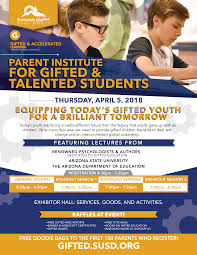 Gifted Learning Scottsdale Unified School District 48