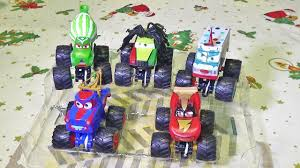 Disney Cars Toon, Monster Truck Mater, Deluxe Figurine Playset ... Monster Jam Stunt Track Challenge Ramp Truck Storage Disney Pixar Cars Toon Mater Deluxe 5 Pc Figurine Mattel Cars Toons Monster Truck Mater 3pack Box Front To Flickr Welcome On Buy N Large New Wrestling Matches Starring Dr Feel Bad Xl Talking Lightning Mcqueen In Amazoncom Cars Toon 155 Die Cast Car Referee 2 Playset Kinetic Sand Race Blaze And The Machines Flip Speedway Prank Screaming Banshee Toy Speed Wheels Giant Trucks Mighty Back Toy