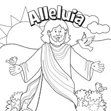 Easter Coloring Pages For Preschoolers Images Photos Free Printable