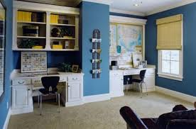 Office Wall Paint Ideas 15 Home Color Custom Painting