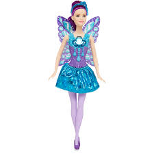 Barbie Mix And Match Fairy Doll Assorted BIG W