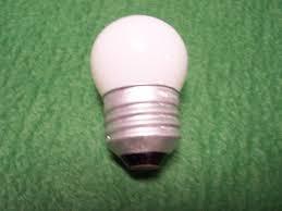 7 1 2w medium base white light bulb 120 volt mylparts