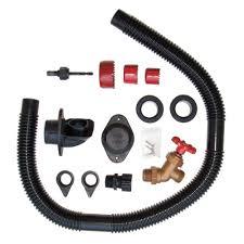 EarthMinded DIY Rain Barrel Diverter and Parts Kit RBK 0001 The