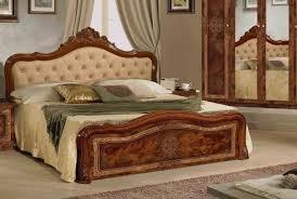 schlafzimmer in walnuss klassisch italienische möbel