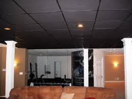bathroom black ceiling basement black drop ceiling modern design