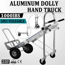 Heavy Duty 3in1 Convertible Hand Truck 4-Wheel Utility Cart 1,000 Lb ... Portable Stair Climbing Folding Cart Climb Hand Truck Dolly With Magliner 500 Lb Capacity Alinum Vertical Loop Magna 160 Wayfair Heavy Duty Stair Climber Trolley W 3156 Red Truckdollyhand Apex Restaurant Supply Harper 600 Lbs Handle Truckbktak19 The Home Depot Dolls House Sack Miniature Work Accessory 39499 Ojcommerce 55 Gallon Barrel Pallet For Sale Asphalt Trucks Lweight 400 Glass Filled Nylon Plastic Convertible