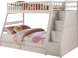 Viv Rae Pierre Twin over Full Bunk Bed with Storage & Reviews