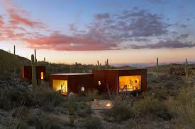 100 Desert Nomad House Studio Rick Joy
