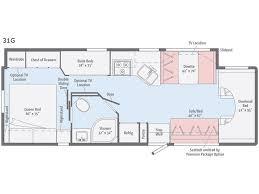 Itasca Class C Rv Floor Plans by Minnie Winnie Class C Motor Homes