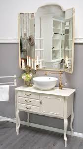 waschtisch französischer landhausstil fürs badezimmer