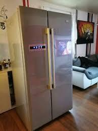 side by side kühlschrank haushaltsgeräte gebraucht kaufen