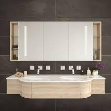 wand spiegelschrank badezimmer led beleuchtete bluetooth
