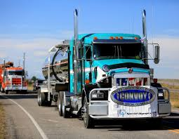 In Ride Through Billings, World's Largest Truck Convoy Raises Money ...