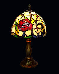 Tiffany Style Lamps Canada by Online Buy Wholesale Stained Glass Lamp Shade Patterns From China