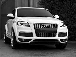 My other NEW dream car SUV This is the Audi Q7 TDI Mid sized