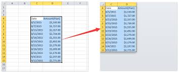 How To Only Show Print Area In A Worksheet Excel