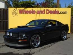 Used 2007 Ford Mustang for sale Pricing & Features